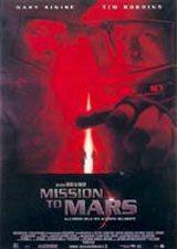locandina del film MISSION TO MARS