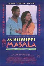 locandina del film MISSISSIPPI MASALA