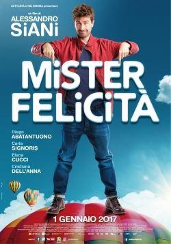 locandina del film MISTER FELICITA'