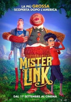locandina del film MISTER LINK