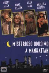 locandina del film MISTERIOSO OMICIDIO A MANHATTAN