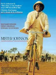locandina del film MISTER JOHNSON