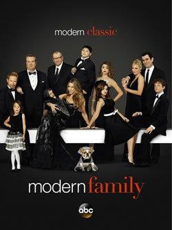 locandina del film MODERN FAMILY - STAGIONE 5