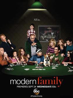 locandina del film MODERN FAMILY - STAGIONE 6