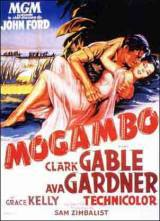 locandina del film MOGAMBO
