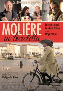 locandina del film MOLIERE IN BICICLETTA