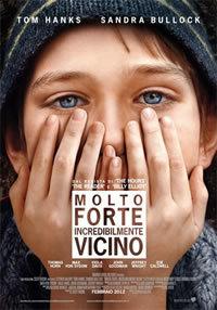 locandina del film MOLTO FORTE, INCREDIBILMENTE VICINO