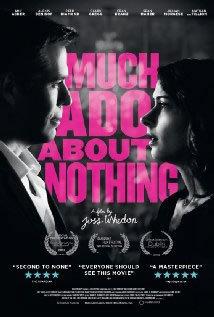 locandina del film MOLTO RUMORE PER NULLA (2012)