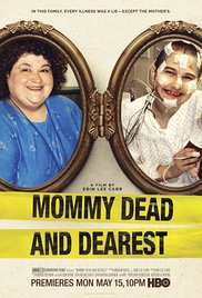 locandina del film MOMMY DEAD AND DEAREST