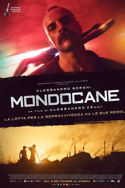 locandina del film MONDOCANE (2021)