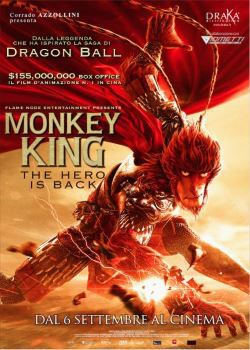 locandina del film MONKEY KING - THE HERO IS BACK