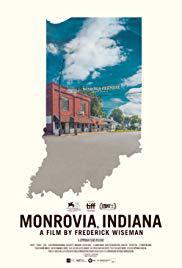 locandina del film MONROVIA, INDIANA