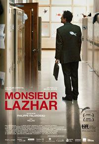 locandina del film MONSIEUR LAZHAR