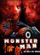 locandina del film MONSTER MAN