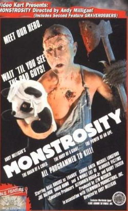 locandina del film MONSTROSITY