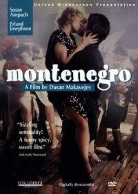 locandina del film MONTENEGRO TANGO