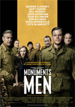locandina del film MONUMENTS MEN