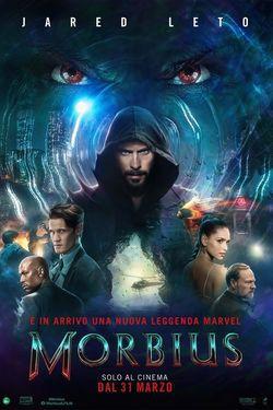 locandina del film MORBIUS