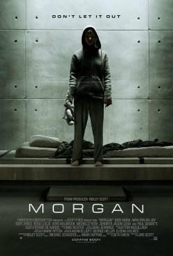 locandina del film MORGAN