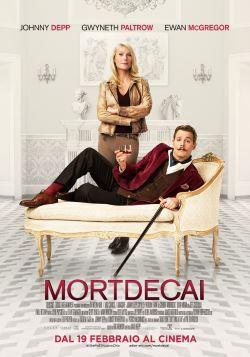 locandina del film MORTDECAI