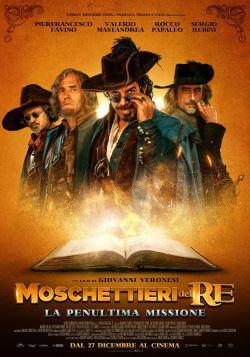 locandina del film MOSCHETTIERI DEL RE: LA PENULTIMA MISSIONE