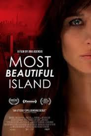 locandina del film MOST BEAUTIFUL ISLAND