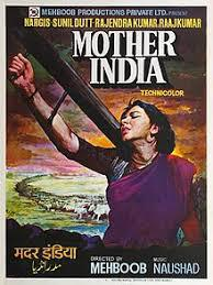locandina del film MOTHER INDIA
