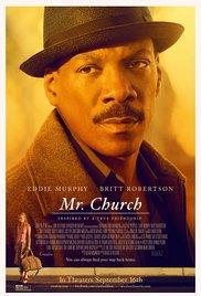 locandina del film MR. CHURCH