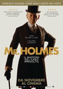 Mr. Holmes – Il Mistero Del Caso Irrisolto (2015)