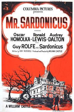 locandina del film MR. SARDONICUS