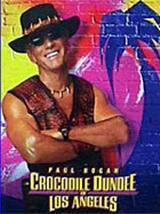 locandina del film MR. CROCODILE DUNDEE 3