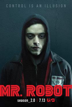 locandina del film MR ROBOT - STAGIONE 2