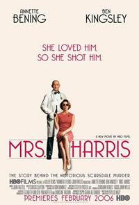 locandina del film MRS. HARRIS
