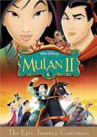 locandina del film MULAN 2