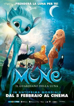 locandina del film MUNE - IL GUARDIANO DELLA LUNA