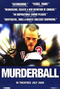 locandina del film MURDERBALL