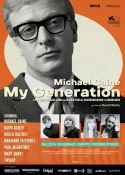 locandina del film MY GENERATION