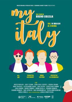 locandina del film MY ITALY
