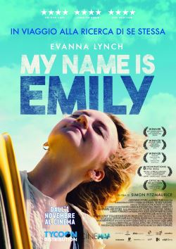 locandina del film MY NAME IS EMILY