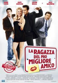 locandina del film LA RAGAZZA DEL MIO MIGLIORE AMICO