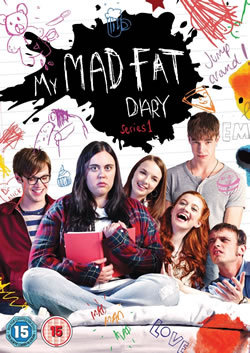 locandina del film MY MAD FAT DIARY - STAGIONE 1
