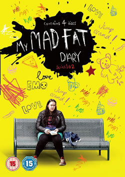 locandina del film MY MAD FAT DIARY - STAGIONE 2