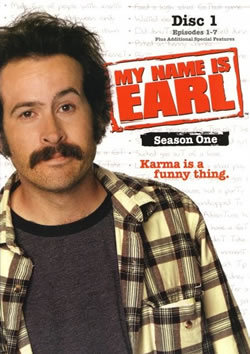 locandina del film MY NAME IS EARL - STAGIONE 1