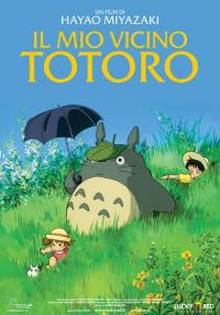 locandina del film IL MIO VICINO TOTORO