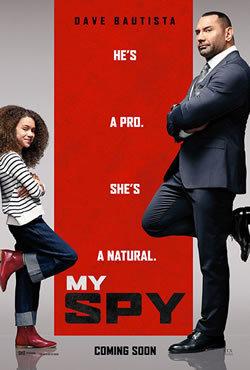locandina del film MY SPY