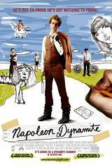 locandina del film NAPOLEON DYNAMITE