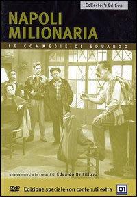 locandina del film NAPOLI MILIONARIA (1962)