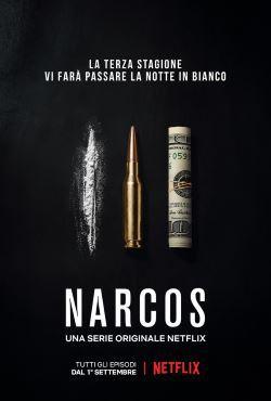 locandina del film NARCOS - STAGIONE 3