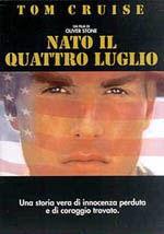 locandina del film NATO IL 4 LUGLIO