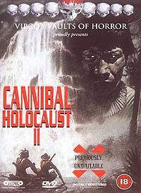 Natura Contro – Cannibal Holocaust 2 (1988)
